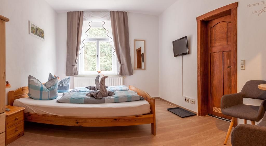 Schrammsteinbaude Doppelzimmer